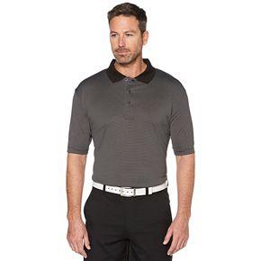 Men's Grand Slam Off Course Championship Striped Golf Polo