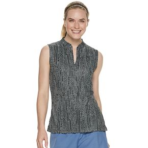 Women's Nike Dri-FIT Sleeveless Golf Polo