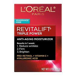 L'Oréal Paris Revitalift Triple Power Anti-Aging Moisturizer