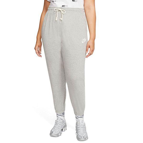 Plus Size Nike Jogger Sweatpants