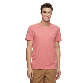 Urban Pipeline Men's Ultimate V-Neck Fashion Tee