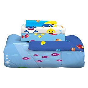 Baby Shark Family Bedding Set