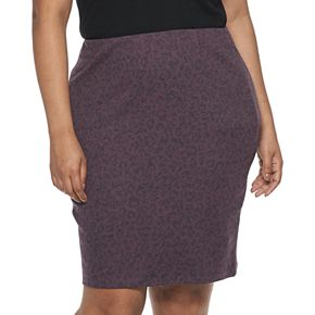 Juniors' SO® Simple Bodycon Skirt