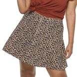 Juniors' Plus SO® Skater Skirt
