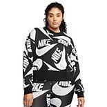 Plus Size Nike Crewneck Fleece