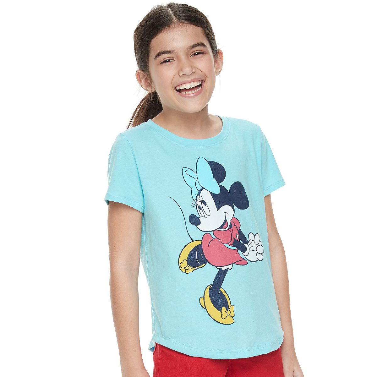 Disney's Mickey & Minnie Mouse Classic Graphic Tops by Family Fun 2QDky