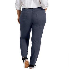 Plus Size Dickies Perfect Shape Skinny Twill Pants