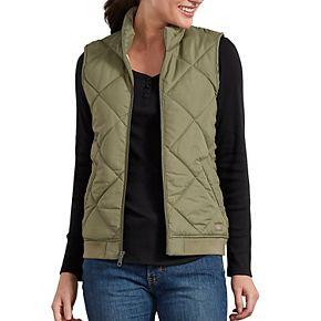 Women's Dickies Quilted Vest