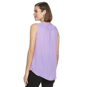 Women's Apt. 9® Button-Front Shell