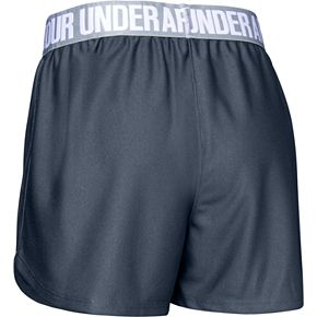 Girls 7-16 Under Armour Play Up Solid Shorts