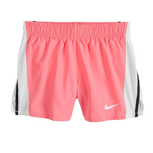 Girls 7-16 Nike Dri-FIT Black Running Shorts