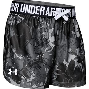 Girls 7-16 Under Armour Play Up Print Short