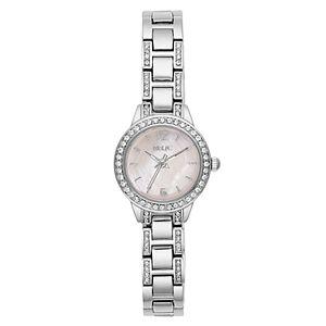 Relic By Fossil Women's Tenley Silver Tone Watch - ZR34571