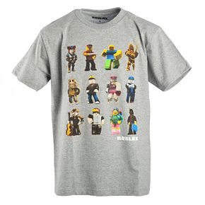 Boys 8-20 Roblox Graphic Tee