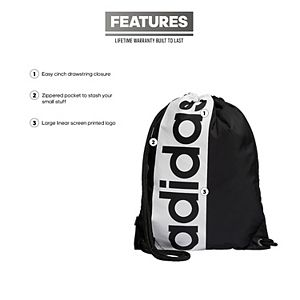 adidas Court Lite Drawstring Backpack