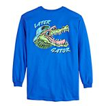 Boys 8-20 Later Gator Long Sleeve Graphic Tee