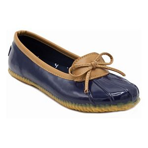 London Fog Webster Women's Duck Rain Shoes