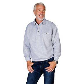 Men's Classics by Palmland Regular-Fit Banded-Bottom Polo