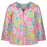 Baby Girl Carter's Hooded Rain Jacket