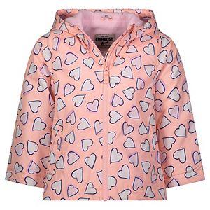 Baby Girl OshKosh B'gosh® Hearts Midweight Hooded Jacket