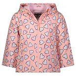 Toddler Girl OshKosh B'gosh® Heart Print Midweight Jacket