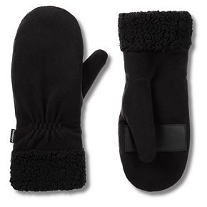 Women's isotoner Fleece Mittens with SmarTouch Technology