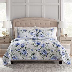 Croft & Barrow® Sarah Reversible Cotton Quilt or Sham