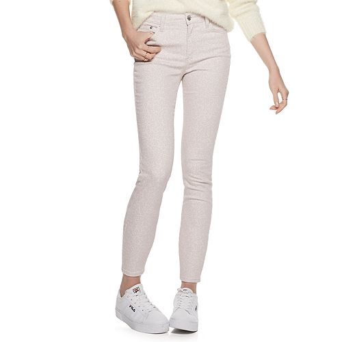 Women's POPSUGAR High-Waisted Skinny Ankle Pants