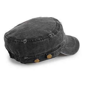 Women's SO® Solid Distressed Cadet Hat
