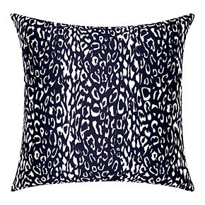 Mina Victory Leopard Outdoor Throw Pillow