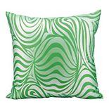 Mina Victory Zebra Outdoor Throw Pillow