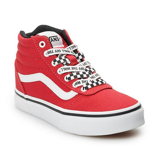 Vans® Ward Hi Kids' Skate Shoes