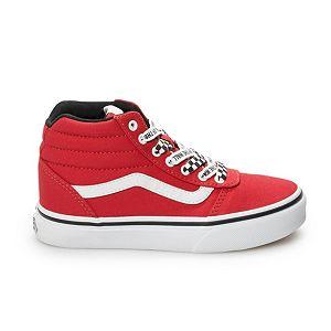 Vans Ward Hi Kids' Skate Shoes