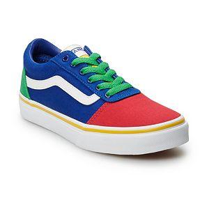 Vans® Ward Boys' Skate Shoes
