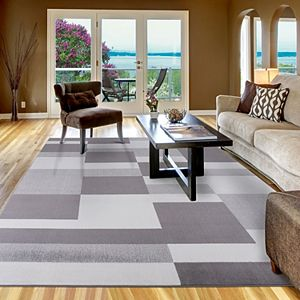 Concord Global Madison Squares Rug