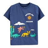 "Toddler Boy OshKosh B'gosh® ""Nothing But Sunshine"" Desert Animals Graphic Tee"