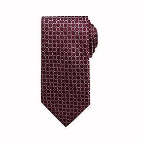 Men's Croft & Barrow® Riggs Circle Geos Tie