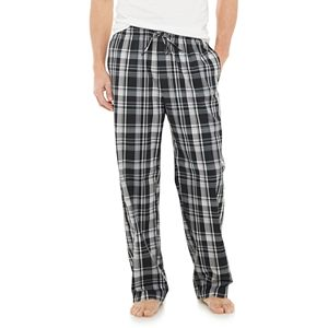 Men's Croft & Barrow Stretch Woven Sleep Pants
