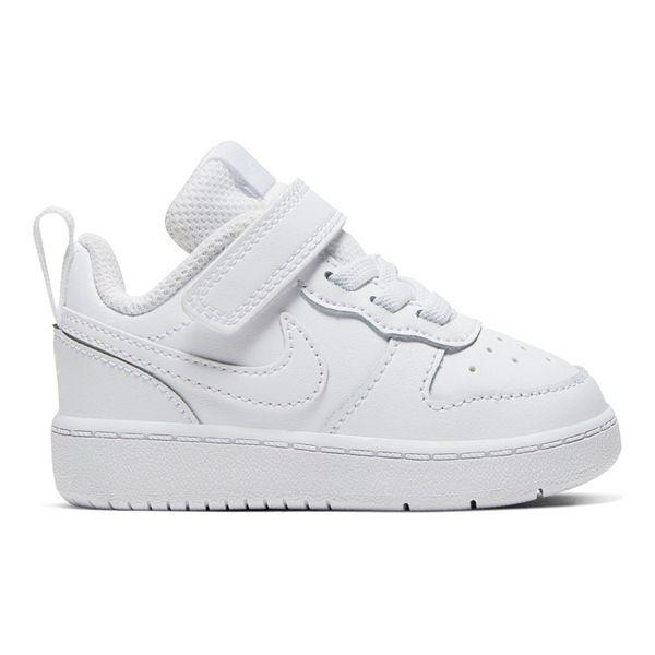 Nike Court Borough Low 2 Toddler Basketball Shoes