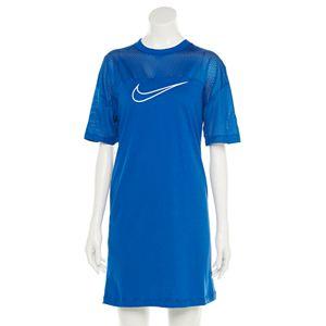 Women's Nike Sportswear Mesh T-Shirt Dress