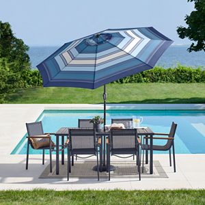 Sonoma Goods For Life® 9-ft. Crank & Tilt Umbrella