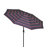 Deals on SONOMA Goods for Life 9-ft Crank & Tilt Umbrella + $10 Kohls Cash