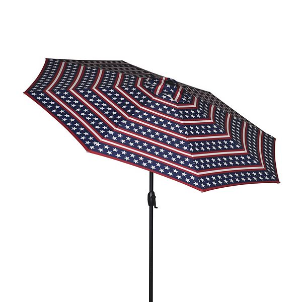 Sonoma Goods for Life 9-ft. Crank & Tilt Umbrella + $10 Kohls Cash