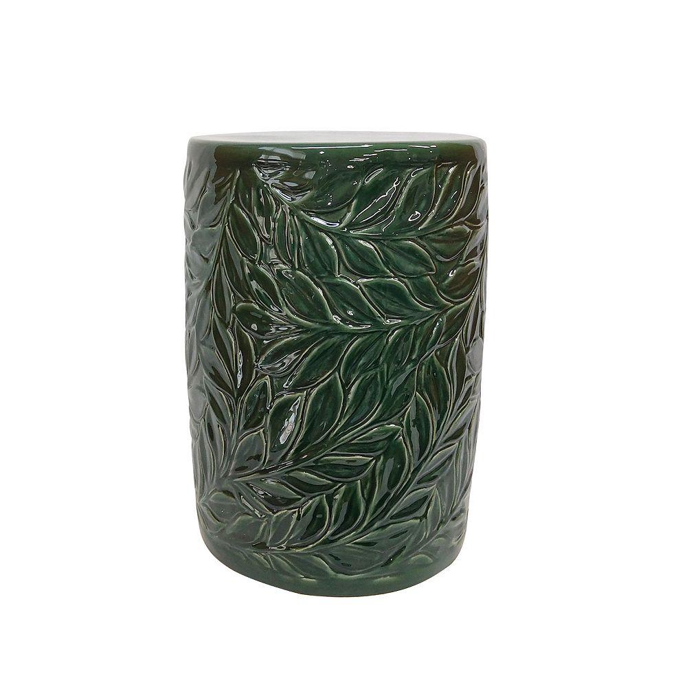 SONOMA Goods for Life® Ceramic Leaf Accent Table