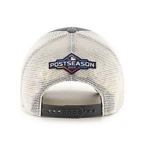 Adult '47 Brand Los Angeles Dodgers 2019 Postseason Adjustable Cap