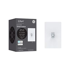 C by GE Wi-Fi Smart Switch-Toggle