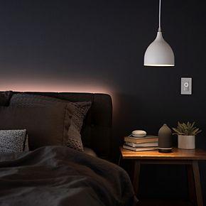 C by GE C-Sleep BR30 Bluetooth Smart LED Light Bulb (2-Pack)