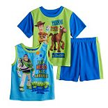 Disney / Pixar Toy Story 4 Toddler Boy 3 Piece Pajama Set
