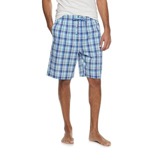 Men's Croft & Barrow Stretch Woven Sleep Short