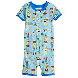 Disney / Pixar Toy Story 4 Toddler Boy Pajama Romper